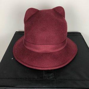 Zara cat ear hat